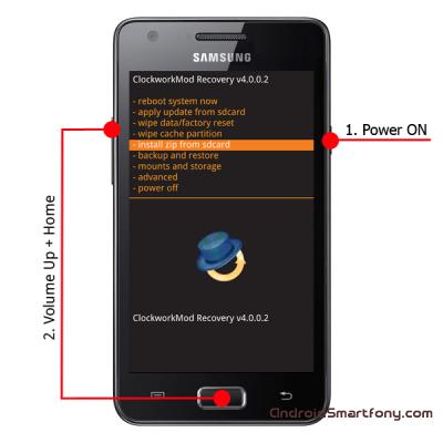 Как сделать прошивку на телефон samsung
